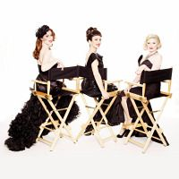 THE PUPPINI SISTERS have announced a December 2013 UK tour - tickets on sale Friday 13th September --> http://www.allgigs.co.uk/view/artist/50645/The_Puppini_Sisters.html