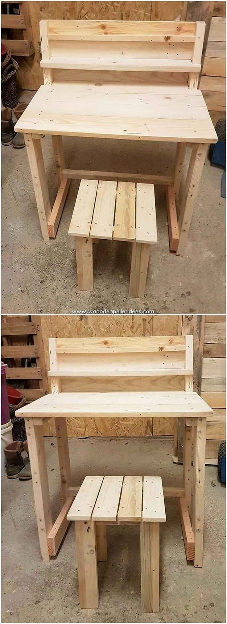 Old Pallets Simple Pallets Pallets Simple Wood Pallets Pallet Desk Wood Pallet Art