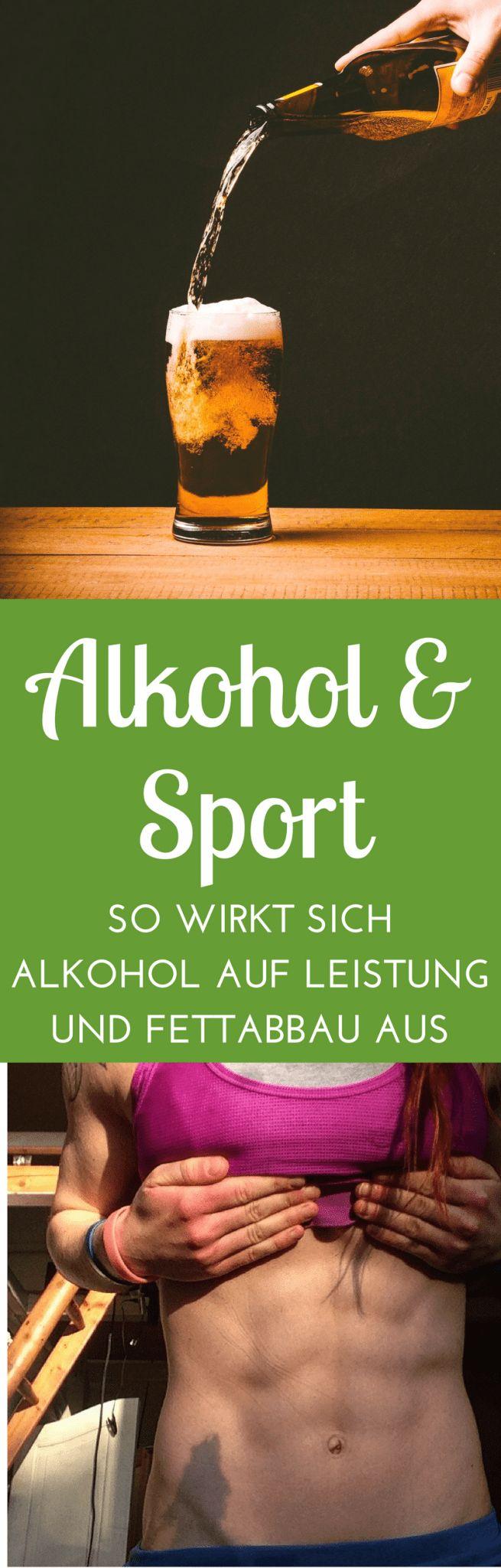 Alkohol und Sport: Nein, ich trinke wirklich keinen Alkohol – Laufvernarrt – Fitness, gesunde Ernährung und Selbstliebe