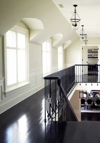13 best dark wood floor images on pinterest my house for Hardwood floors too shiny
