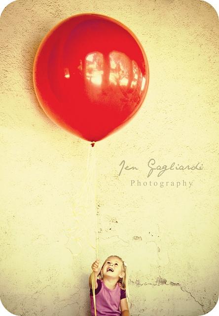 big balloon