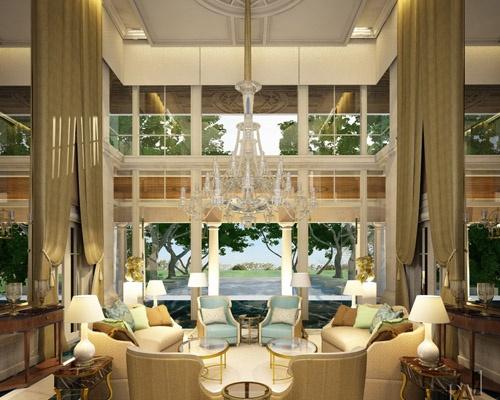 Residence at Diamond Golf - Great Room