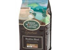 Green Mountain Coffee Breakfast Blend Ground Light Roast Coffee 12oz