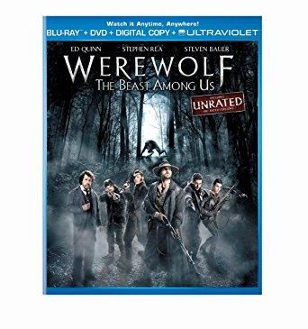 Ed Quinn & Stephen Rea & Louis Morneau-Werewolf: The Beast Among Us