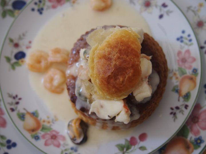 Les 25 meilleures id es concernant recettes de crevettes - Queues de langoustes grillees au four ...
