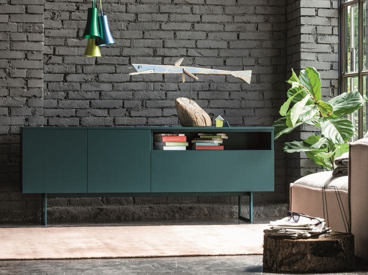 FASHION Lacquered sideboard by Dall'Agnese design Imago Design, Massimo Rosa
