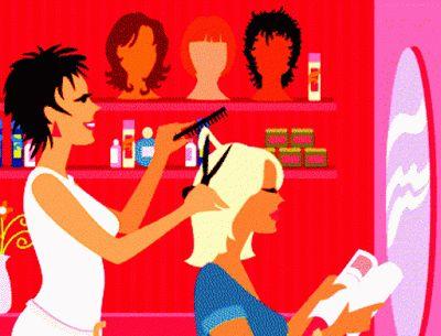 RINDDIANY  : Tips Mulai Usaha Salon Kecantikan Dengan Modal Sed...