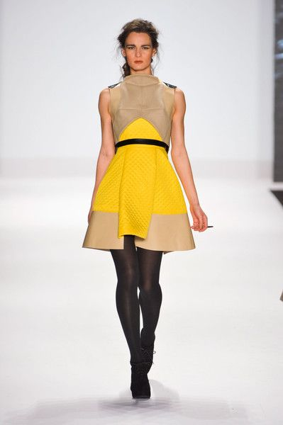 Project Runway Fall 2013 Michelle Lesniak Franklin - girl i want every look!