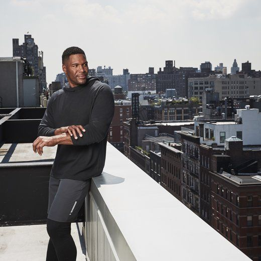 Michael Strahan Dishes on His New Menswear Collections | ESSENCE