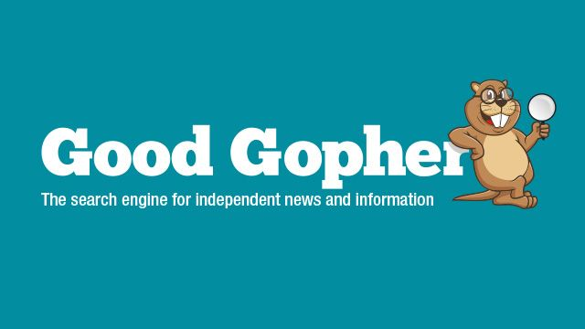 GoodGopher.com Rapidly Rising As The Independent Search Engine For REAL News... All Sites Penalized By Google Are Welcomed To Get Indexed - (NaturalNews) As the radical, anti-free-speech left has declared all-out war on the independent media, people everywhere are waking up to GoodGopher.com as the alternative search engine for independent news [...] 11/17/16