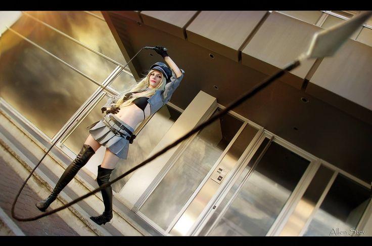 Lady Chu as Bishamon, from Noragami www.facebook.com/ladychuu PH Allen Stev