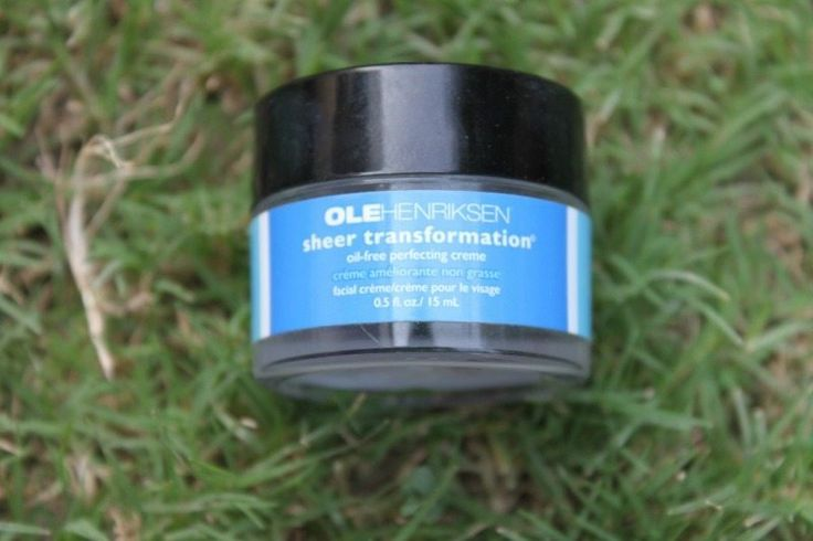 Ole Henriksen Sheer Transformation Review http://www.glossypolish.com/ole-henriksen-sheer-transformation-review/ Meh :( #skincare #aha