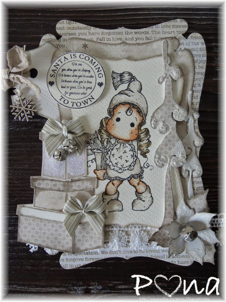 Christmas Eve Tilda / Magnolia by pona