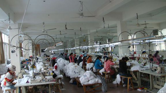 Textiles Factory China Production Lines Pinterest