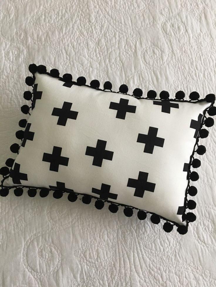 Image of Pom Pom Pillow