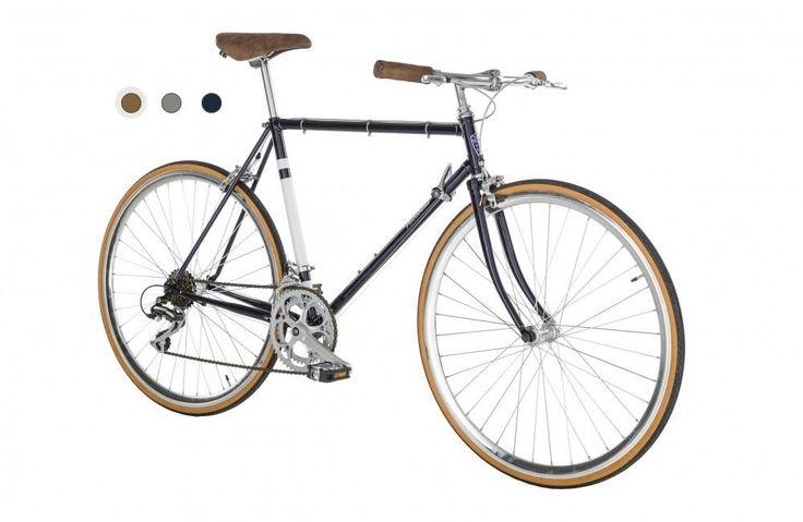 La semana pasada la dedicamos a las ofertas, esta semana la dedicamos a algunas Novedades. Por ejemplo, Viscontea San Siro que evoca las bicicletas de carretera de los años 60. Más detalles en el enlace:  https://bicicletaclasica.com.es/tienda-bici-clasica-online/shop/bicicleta-vintage/viscontea-san-siro/  #avantumbikes #biciclasica #labiciurbana