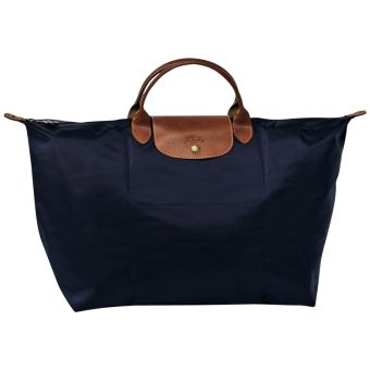 Le Pliage Large Travel bag 1624089 - Travel bags - Luggage - Categories - Women's Collection - Longchamp | Hunt Leather