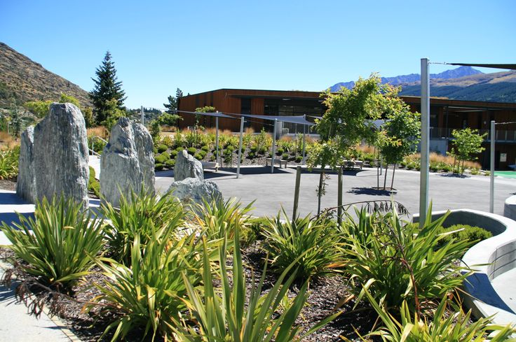 Outdoor learning areas