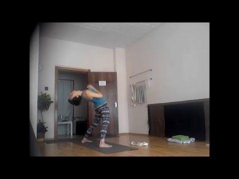 Szokj rá a jógára! (jóga otthon) 22. nap- Egyensúlyozás - YouTube