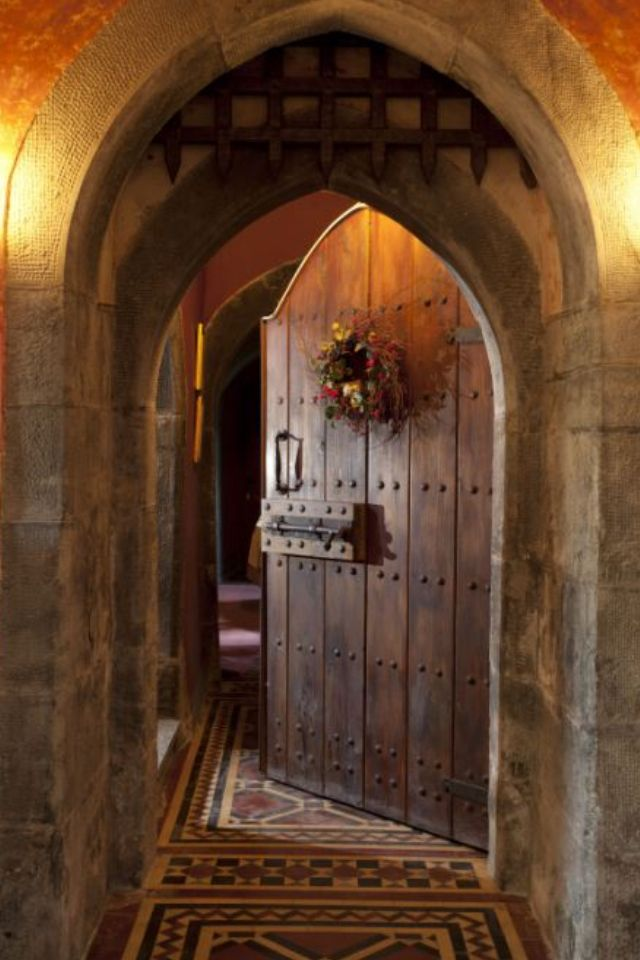 Castle Doors The Doors Of The World Pinterest Castle