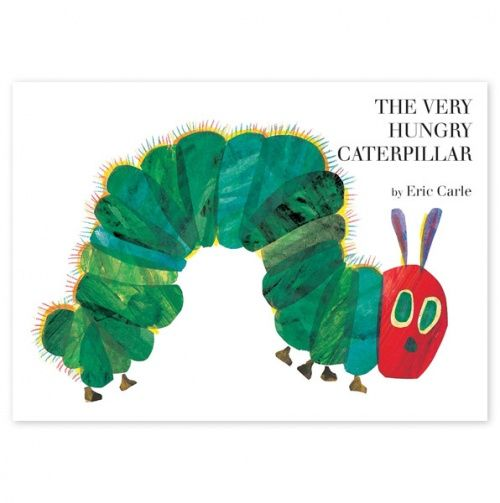 The Very Hungry Caterpillar Have