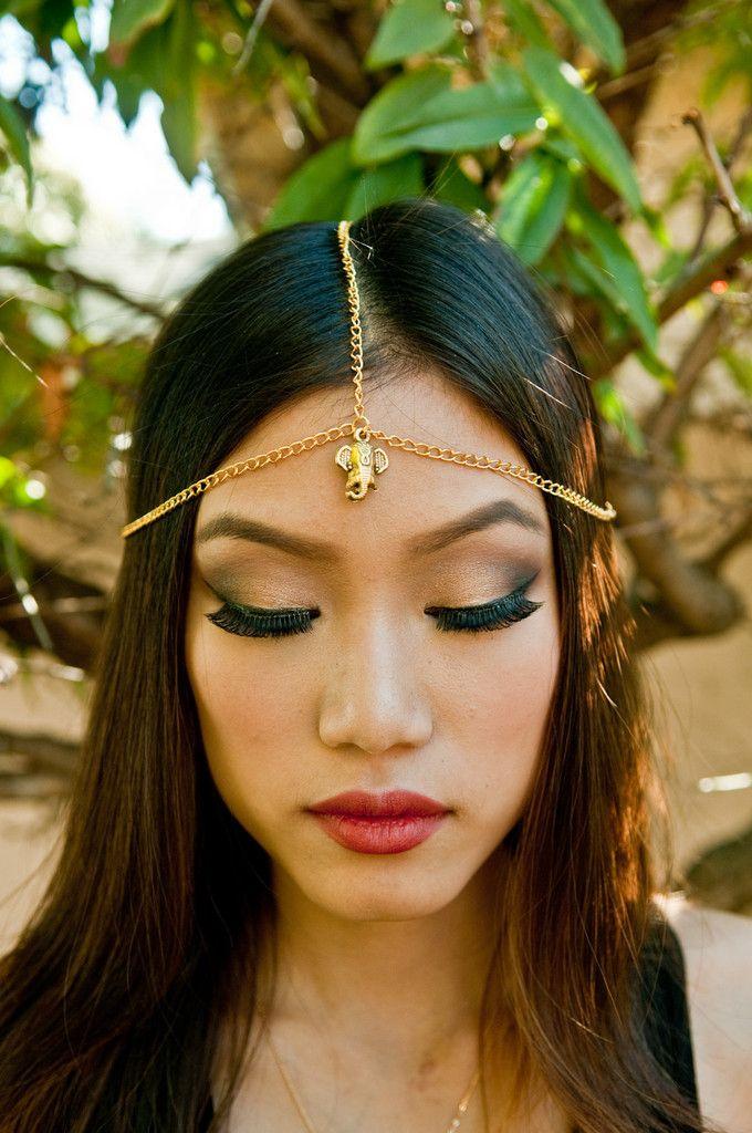Elephant Headchain   #headchains #accessories #jewelry