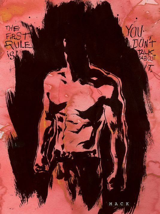 Fight Club 2 announced at Comic-Con CAN'T WAIT!! #TheFirstRuleOfFightClub