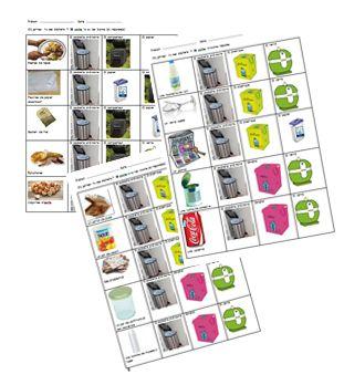 Berühmt Plus de 25 idées uniques dans la catégorie Tri des déchets sur  XW93