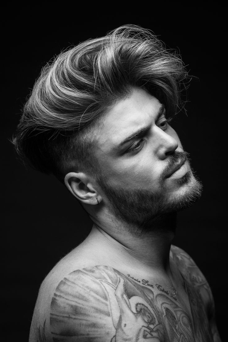 Electric Head Jog // Styled to Seduce.  Hairy by Gary Taylor using Electric Head Jog Titanium Clipper & Trimmer Range. Model - Sam Reece at Nemesis Models Manchester. Barber, barbering, mens hair, mens grooming, fade, barbershop.