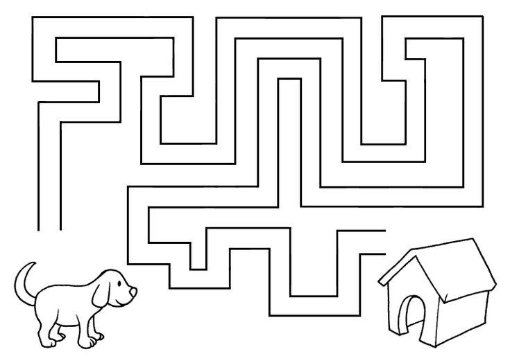 Giochi gratis labirinto