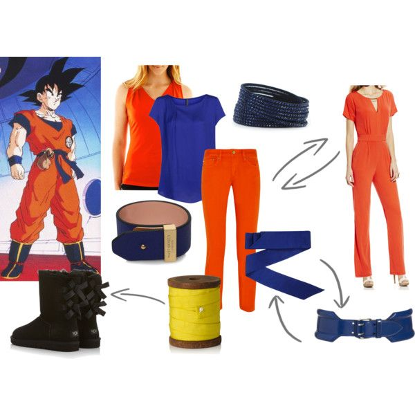 how to make gohan costume