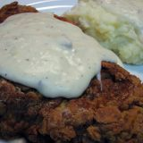 Restaurant Style Southern White Gravy Recipe » Cooking by the seat of our pants