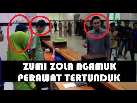 Detik Detik Zumi Zola Ngamuk Saat Sidak di RSUD Raden Mattaher Lihat Per...