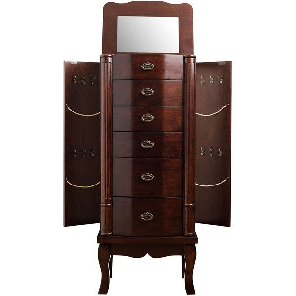 83 best My Polyvore Finds images on Pinterest Jewelry armoire