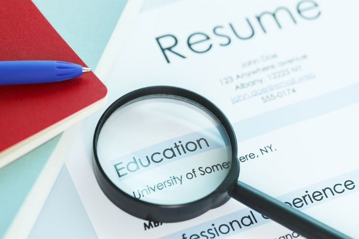 Here Are Some Guidelines for What to Include in a Resume