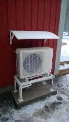 Montera ner luftvärmepump - Värmepump - Värmepumpsforum