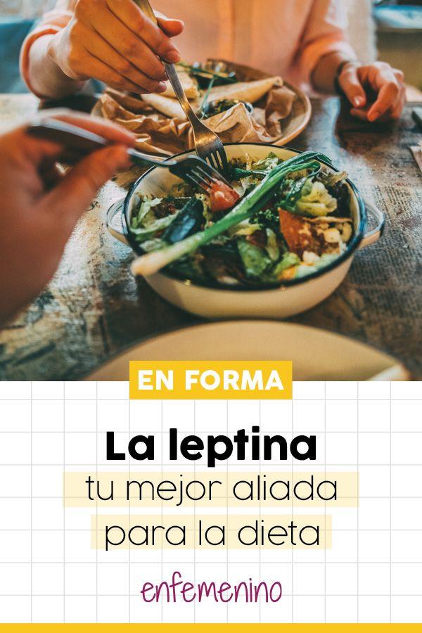 Qué Es La Leptina Y Cuál Es Su Función Salud Alimentación Alimentacion Saludable Nutrición Alimentacion