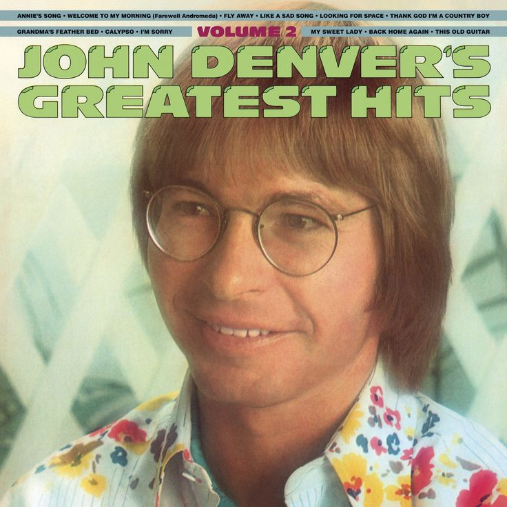 John Denver Greatest Hits Volume Ii Vinyl