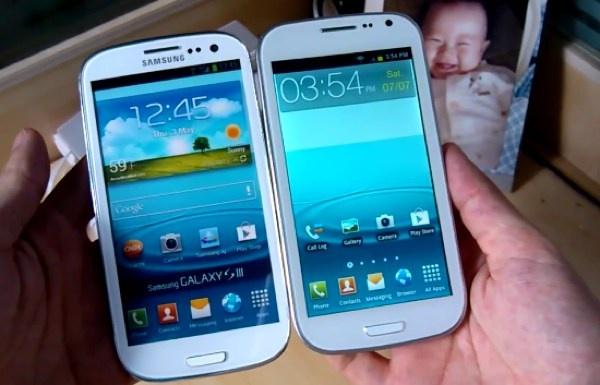 Samsung Galaxy S III já ganhou sua versão 'xing-ling'