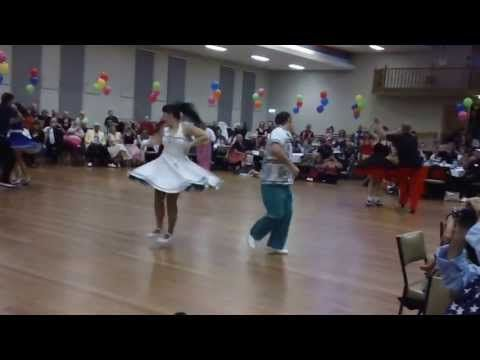 "▶ VRRDA's 2013 Rock 'n' Roll Dance Championship - ""Adult Advance (Fast Song)"" - YouTube"