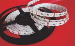 New RGBX Strips with 3 chips in pne LED