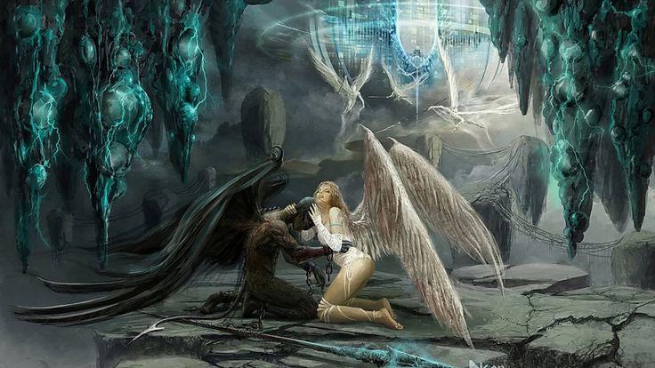 Pretty angel wallpaper (Ayers Williams 1600x900)