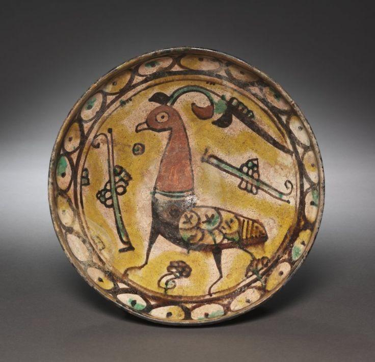 Bowl, 900s  Iran, Nishapur, Samanid Period, 10th Century