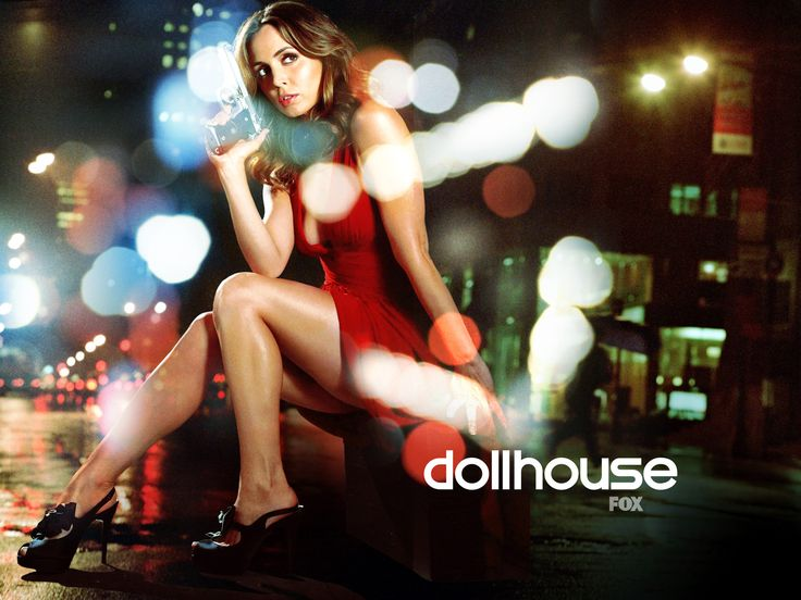 Eliza Dushku in Dollhouse TV Series 2010 Wallpapers | HD Wallpapers