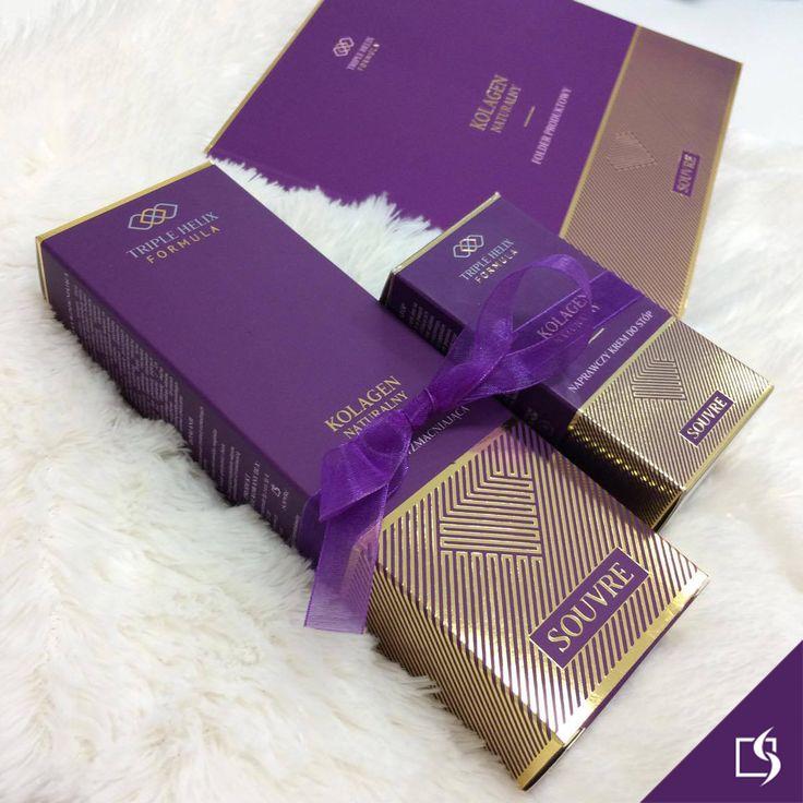 Każdy dzień jest dobry, aby zacząć swoją piękną przygodę z kosmetykami kolagenowymi marki Souvre Internationale! :)