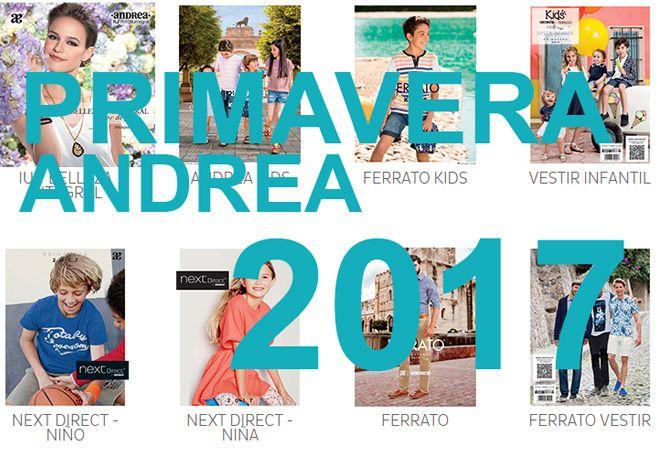 Digitales zapatos Andrea catalogos 2017 calzados y ropa