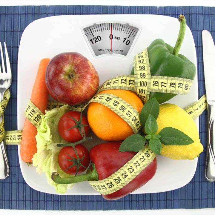 رژیم غذایی سالم