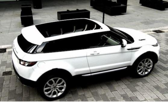 Range Rover Evoque ❤ IT!