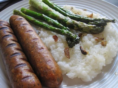 Awesome Vegan Bratwurst Sausages. These have had great reviews too!