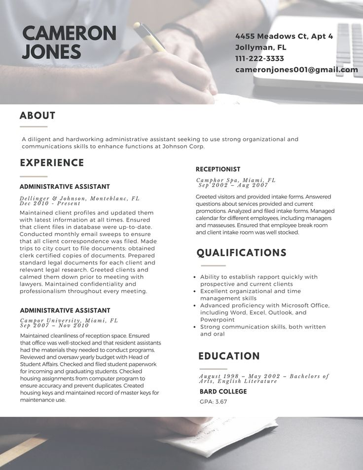 Image result for 2017 popular resume formats resume examples
